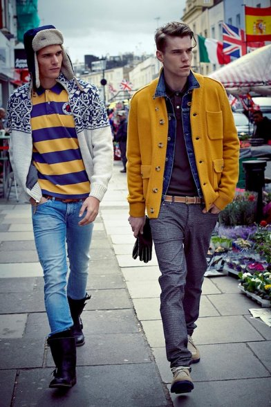 DT Magazine – Pepe Jeans London